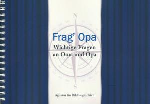 Frag Opa, Cover