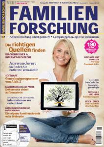 Magazin Familienforschung