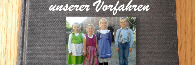 Das Familienforscher-Projekt der Jahrgangsgemischte Klasse E1 der Grundschule Moorriem